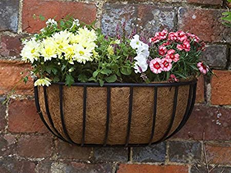 Wall Mounted Basket flower pot