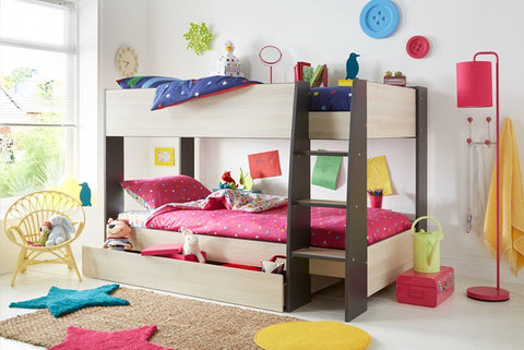 Kid's bed design