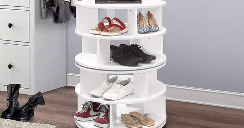 shoe storage ideas diy