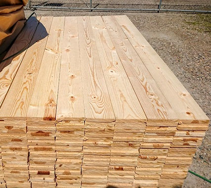 different types of wood and their uses
