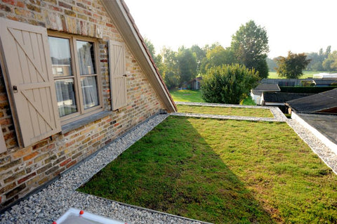 different types of flat roof systems