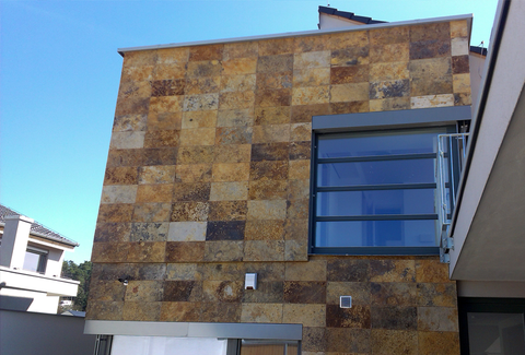 types of natural stone for house exterior