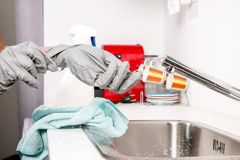 house cleaning equipment list
