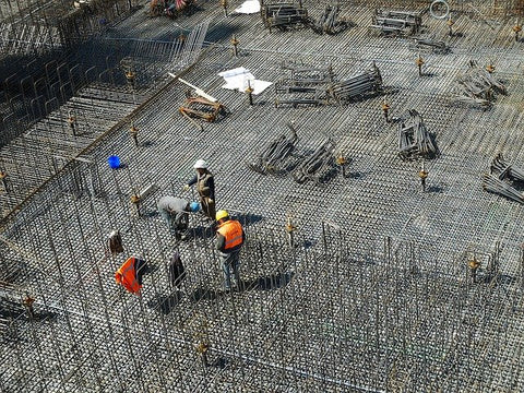 types of construction contractors