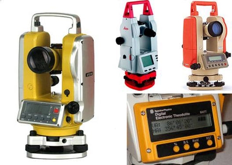 surveying instruments and their uses