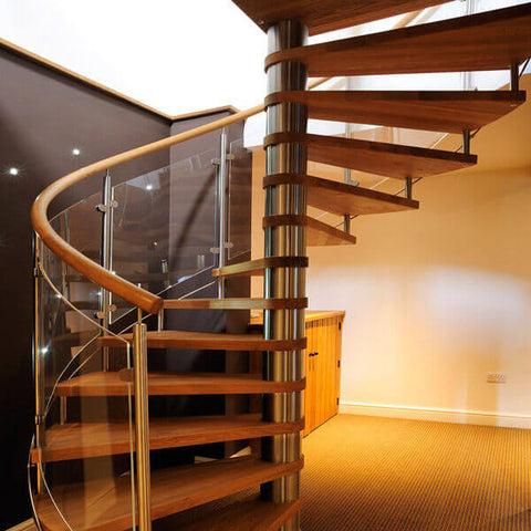 types of staircase designs
