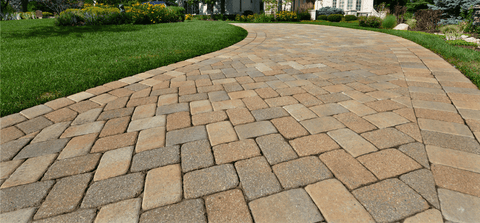 types of concrete driveway finishes