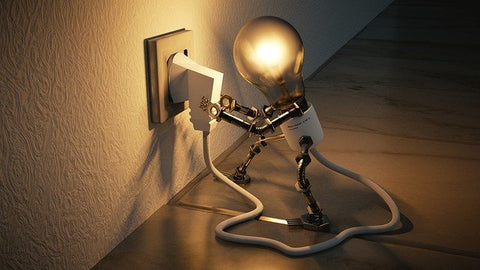 creative ways to save electricity