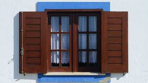 types of windows in construction