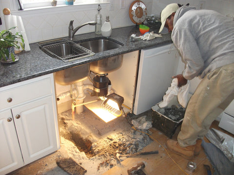 tips about water damage