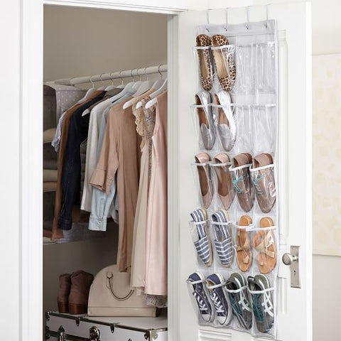 shoe storage for small closet