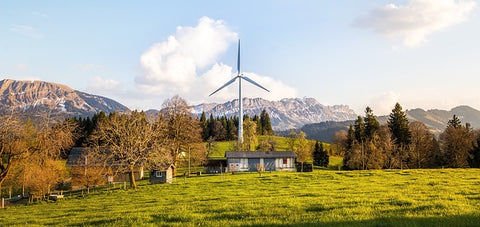 how to make renewable energy at home
