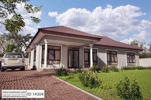 4 Bedroom House Plan - ID 14304