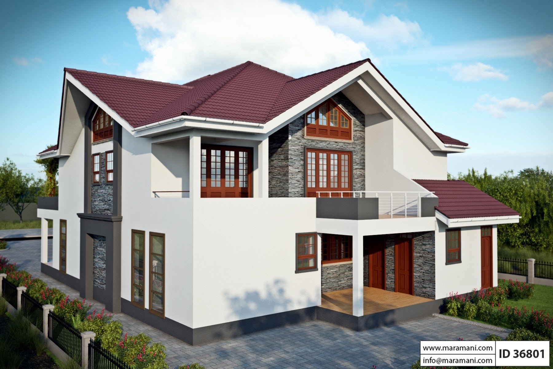 six bedroom house plan id 36801 house designs by maramani rh maramani com six bedroom house for sale six bedroom house fort smith arkansas