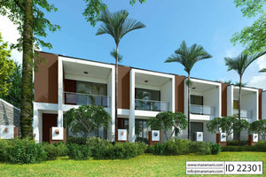 Apartment Design - ID 22301