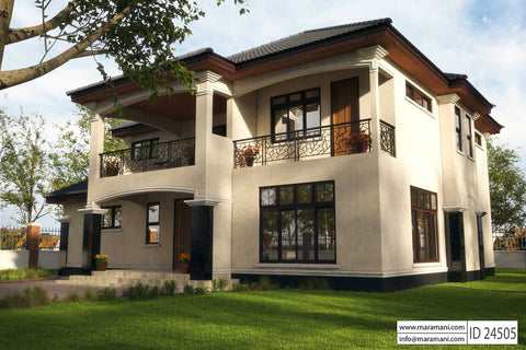 Contemporary House Style Id 24505 House Designs By