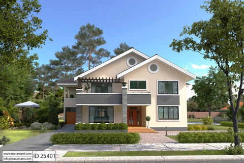 5 bedroom house plan id 25401 floor plans by maramani 89397