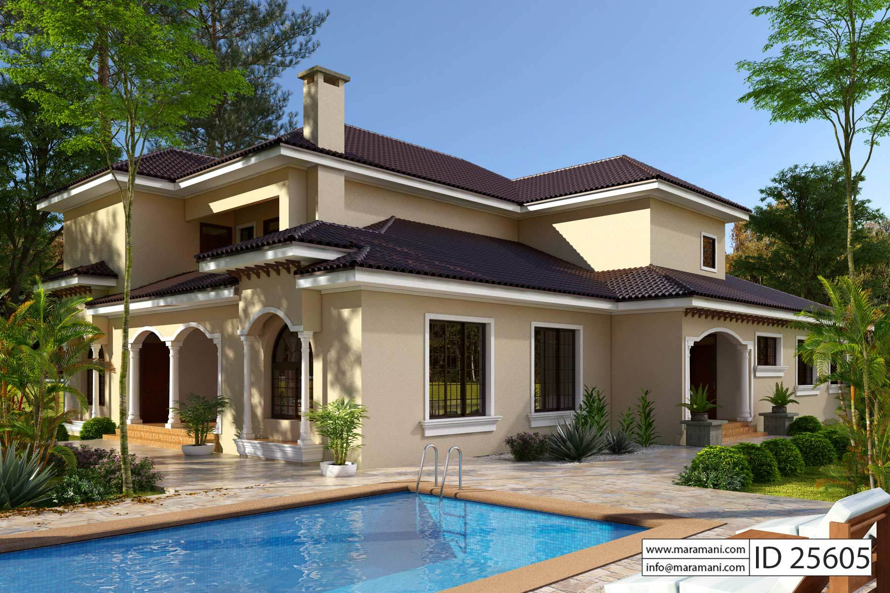 Open floor house plans id 25604 house designs by maramani for Idaho house plans