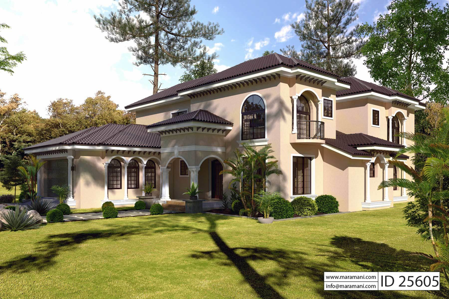 Open Floor House Plans Id 25604 House Designs By Maramani