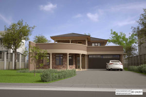 4 Bedroom House Plans Designs For Africa House Plans