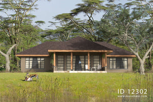House Plans & Designs Kenya - House Plans by Maramani