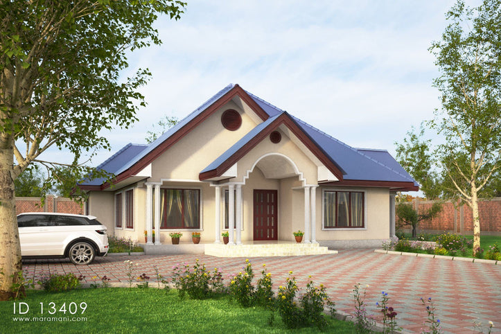 Tanzania house plans with Photos ID 13409 - House Designs by Maramani
