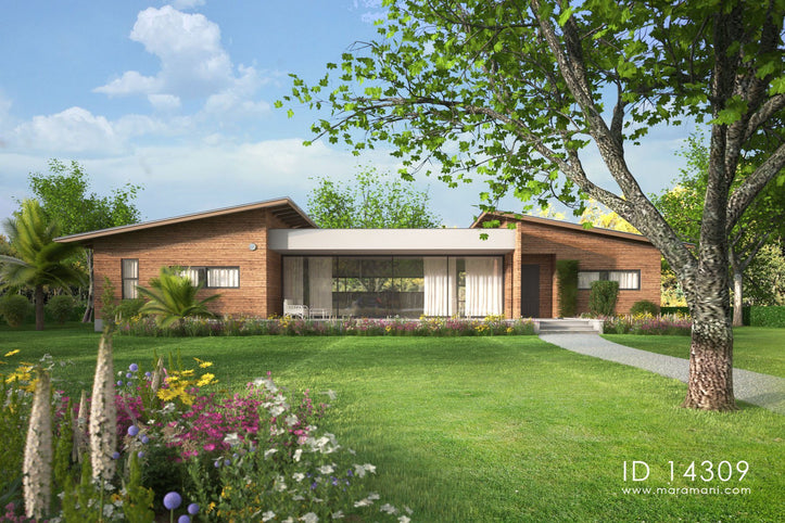4 bedrooms and panoramic window - ID 14309
