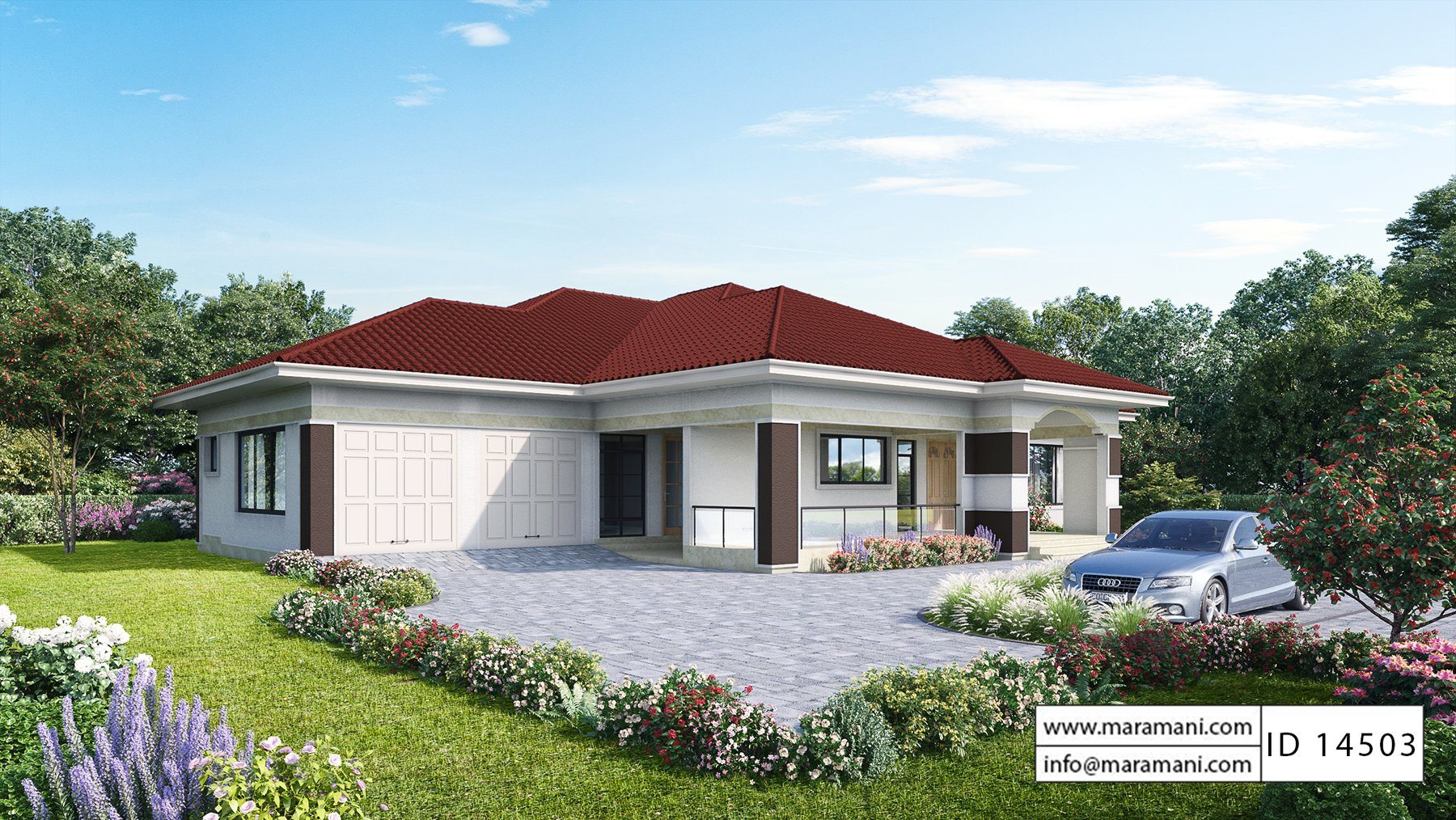 Miraculous 4 Room House Plan Id 14503 House By Maramani Download Free Architecture Designs Meptaeticmadebymaigaardcom