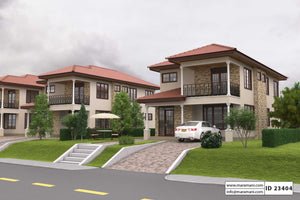 3 Bedroom House Plan - ID 23404