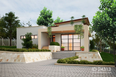 Nigerian House Plans & Designs - House Designs by Maramani