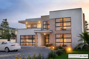 5 Bedroom House Design - ID 25603