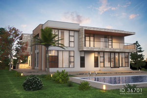 6 bedrooms mansion with swimming pool - ID 36701