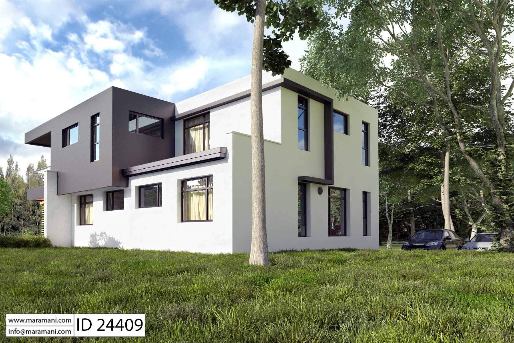 Superior Modern House Plans With 4 Bedrooms Part - 4: Maramani.com