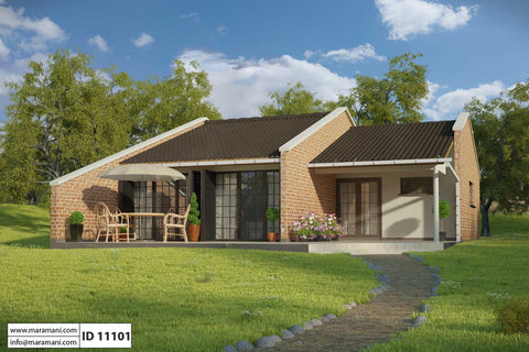 1 bedroom house plans designs for africa house plans for Large house plans 7 bedrooms