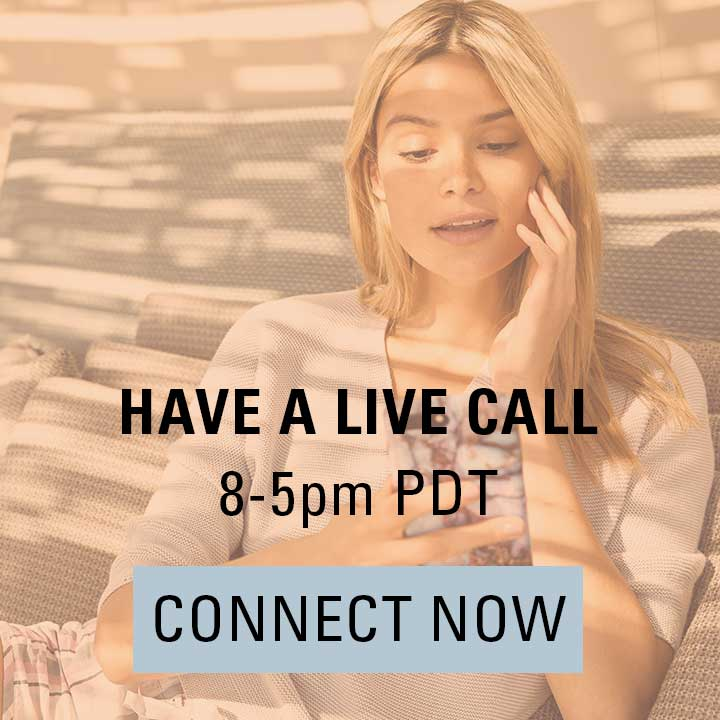 Have a live call