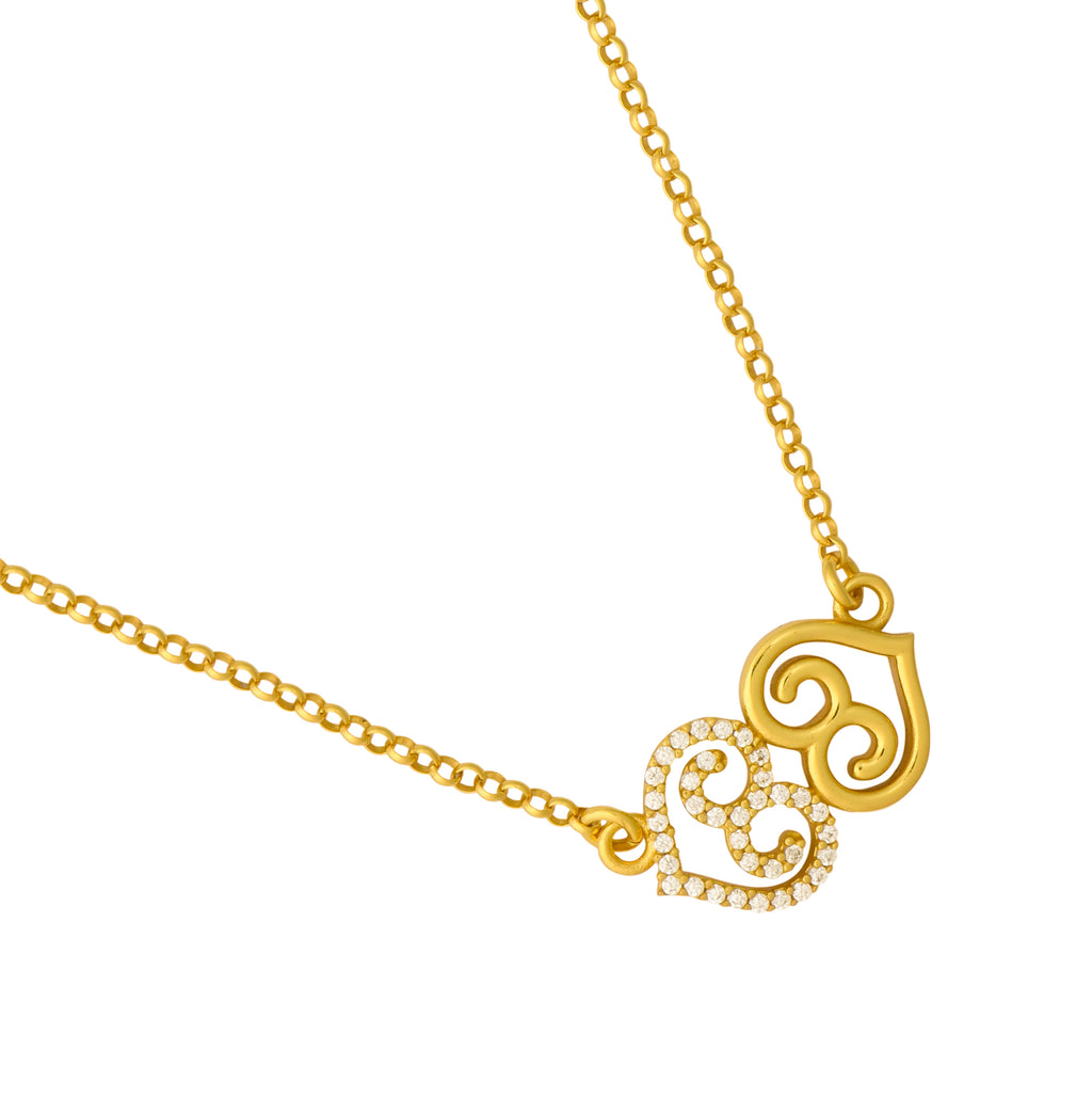 Adinkra Asaase Ye Duru Necklace - Nature - AFLE BIJOUX