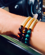 Tiger´s eye Men's Bracelet