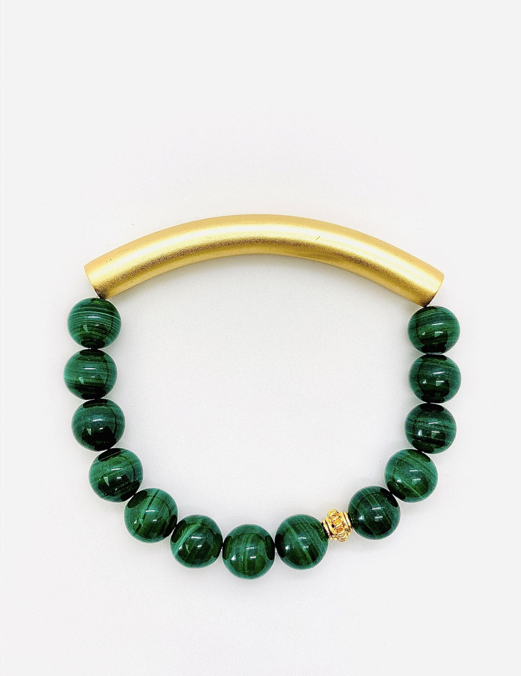 Malachite Men's Bracelet