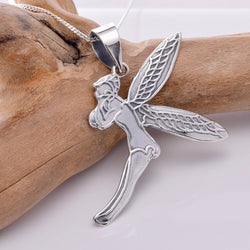 P767 - Large tinkerbell pendant