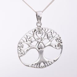 P240 - Oval Tree Of Life pendant