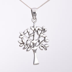 P259 - Silver Tree Of Life pendant