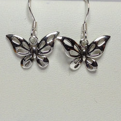 E224 - Butterfly earrings