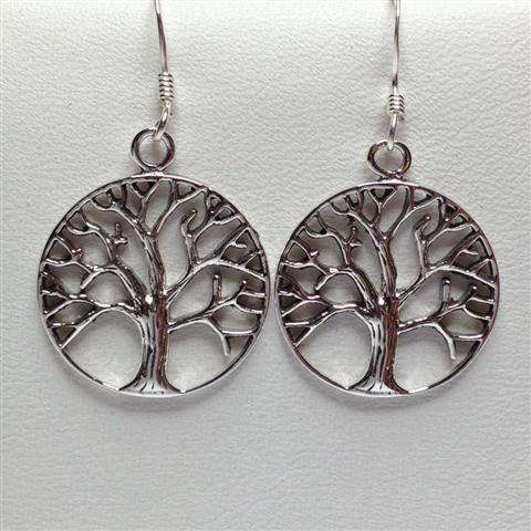 E275 - Tree Of Life Earrings