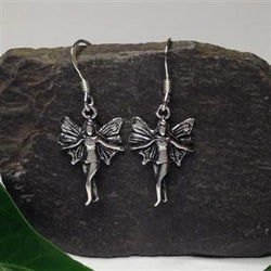 E355 - SALE - Fairy drop earrings