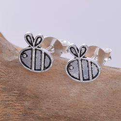 S602 - Cute bee stud earrings