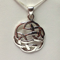 P080 - Celtic Knot work Pendant