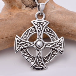 P320 - Celtic Cross pendant