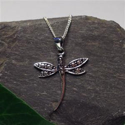 P354 -dragonfly pendant