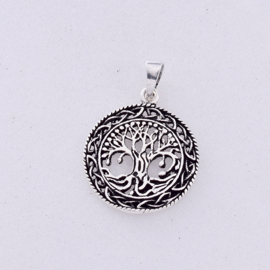 P522 - Tree of life pendant