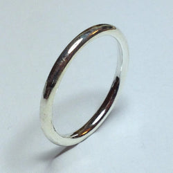 R017 Classic Silver ring